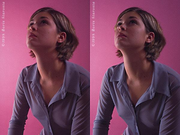 Как сделать два фото рядом